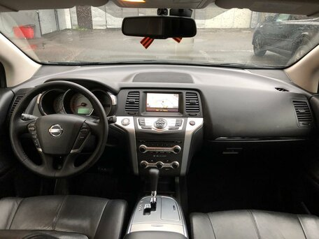 Купить Nissan Murano пробег 135 000.00 км 2008 год выпуска