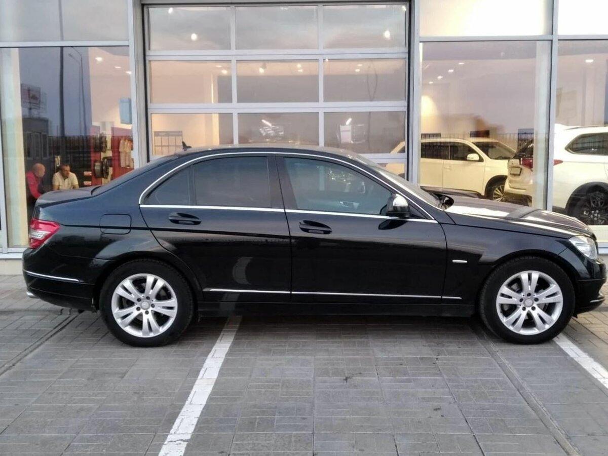Mercedes-Benz | C-Класс, II (W203)