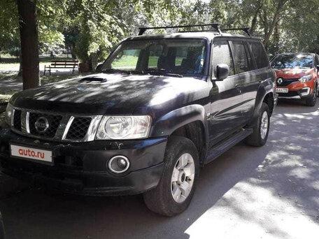Купить Nissan Patrol пробег 190 000.00 км 2008 год выпуска
