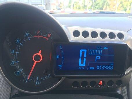 Купить Chevrolet Aveo пробег 103 988.00 км 2014 год выпуска