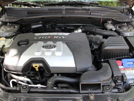 Купить KIA Cerato пробег 126 000.00 км 2006 год выпуска