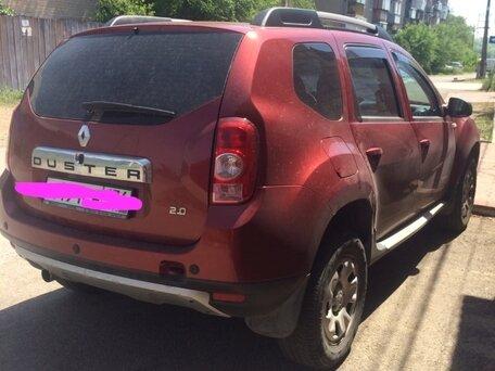 Купить Renault Duster пробег 62 000.00 км 2013 год выпуска