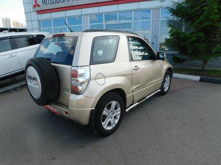 Купить Suzuki Grand Vitara пробег 135 000.00 км 2007 год выпуска
