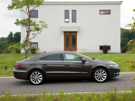 Купить Volkswagen Passat CC пробег 28 000.00 км 2014 год выпуска