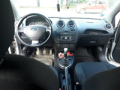 Купить Ford Fiesta пробег 106 500.00 км 2006 год выпуска