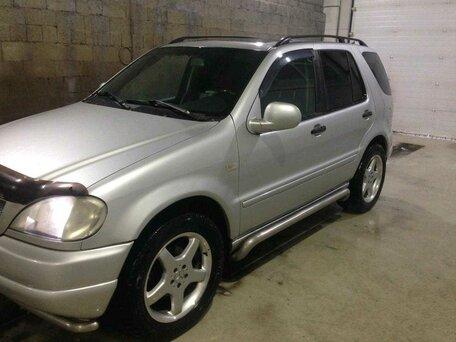 Купить Mercedes-Benz M-klasse пробег 302 000.00 км 1999 год выпуска