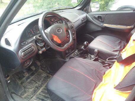 Купить Chevrolet Niva пробег 90 000.00 км 2010 год выпуска