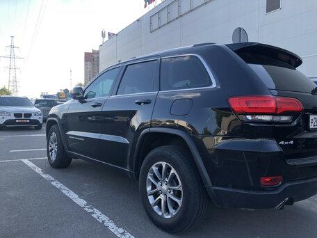 Купить Jeep Grand Cherokee пробег 116 000.00 км 2013 год выпуска
