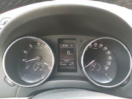 Купить Skoda Yeti пробег 113 432.00 км 2014 год выпуска
