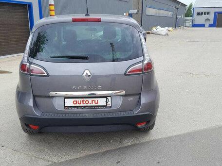 Купить Renault Scenic пробег 135 000.00 км 2014 год выпуска