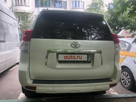 Купить Toyota Land Cruiser Prado пробег 133 000.00 км 2013 год выпуска