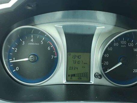 Купить Datsun on-DO пробег 73 100.00 км 2016 год выпуска