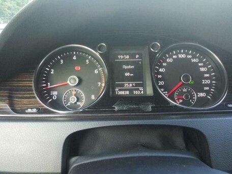 Купить Volkswagen Passat CC пробег 131 000.00 км 2012 год выпуска