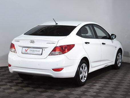 Купить Hyundai Solaris пробег 109 109.00 км 2014 год выпуска