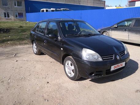 Купить Renault Symbol пробег 147 282.00 км 2006 год выпуска