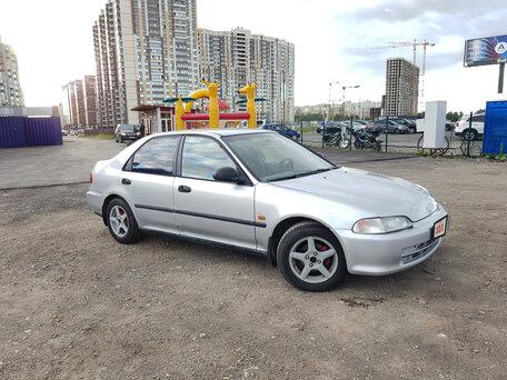 Купить Honda Civic пробег 299 000.00 км 1994 год выпуска
