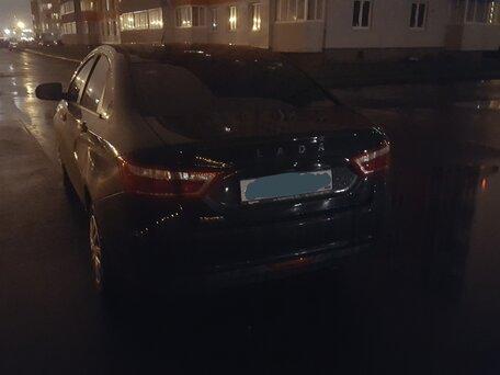 Купить ЛАДА (ВАЗ) Веста пробег 40 000.00 км 2018 год выпуска