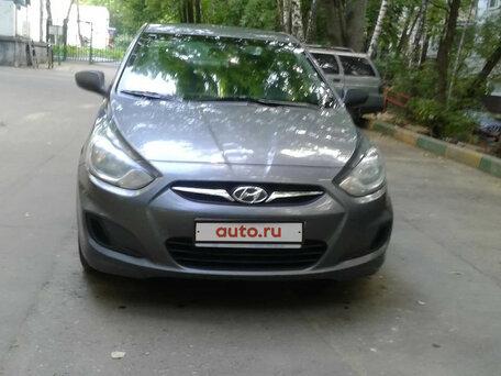 Купить Hyundai Solaris пробег 148 000.00 км 2014 год выпуска