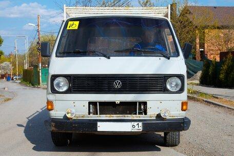Фольксваген транспортер 1984 года технические характеристики фольксваген транспортер фургон купить в спб