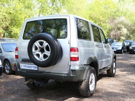 Купить УАЗ Patriot пробег 145 000.00 км 2006 год выпуска