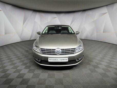 Купить Volkswagen Passat CC пробег 90 747.00 км 2013 год выпуска