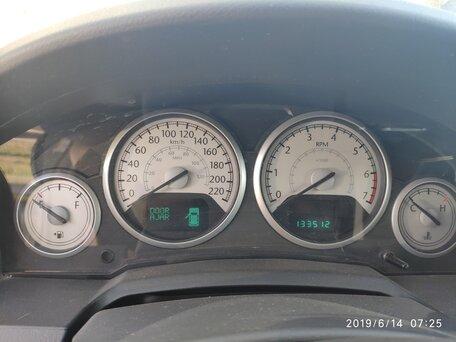 Купить Chrysler Voyager пробег 133 512.00 км 2010 год выпуска