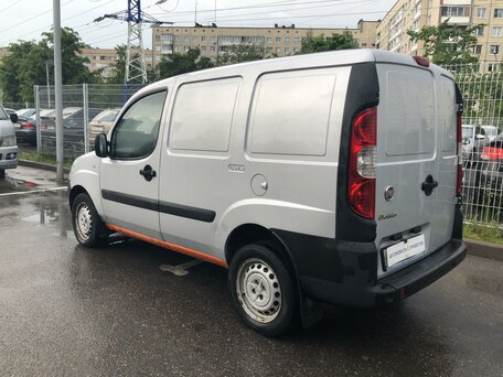 Купить FIAT Doblo пробег 166 381.00 км 2008 год выпуска