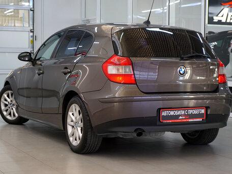 Купить BMW 1 серия пробег 138 000.00 км 2007 год выпуска