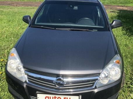 Купить Opel Astra пробег 115 000.00 км 2010 год выпуска