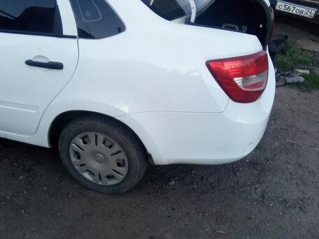 Купить ЛАДА (ВАЗ) Гранта пробег 180 000.00 км 2012 год выпуска