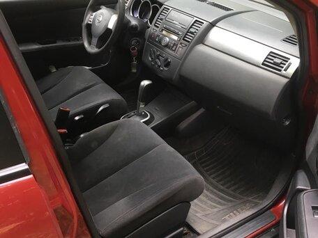 Купить Nissan Tiida пробег 147 000.00 км 2008 год выпуска