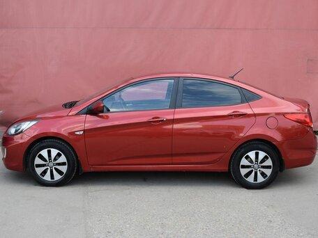 Купить Hyundai Solaris пробег 95 894.00 км 2011 год выпуска