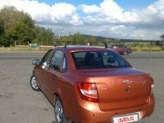 Купить ЛАДА (ВАЗ) Гранта пробег 118 000.00 км 2015 год выпуска