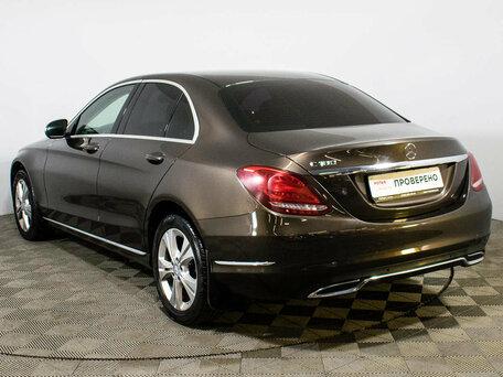Купить Mercedes-Benz C-klasse пробег 184 097.00 км 2014 год выпуска