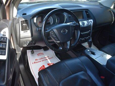 Купить Nissan Murano пробег 162 558.00 км 2008 год выпуска