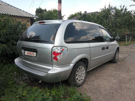 Купить Chrysler Voyager пробег 260 000.00 км 2001 год выпуска