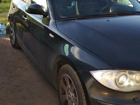 Купить BMW 1 серия пробег 184 000.00 км 2007 год выпуска