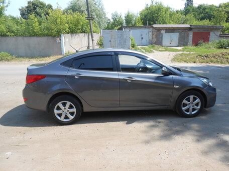 Купить Hyundai Solaris пробег 114 000.00 км 2011 год выпуска