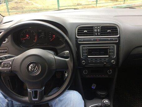 Купить Volkswagen Polo пробег 65 000.00 км 2014 год выпуска
