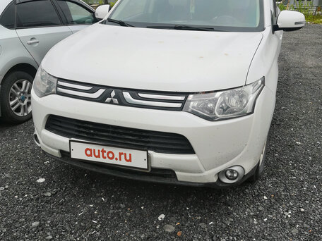 Купить Mitsubishi Outlander пробег 165 000.00 км 2012 год выпуска