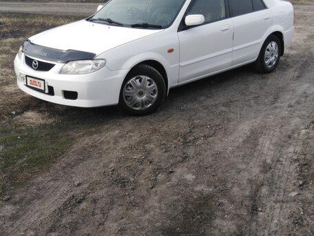 Купить Mazda Familia пробег 230 000.00 км 2001 год выпуска