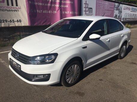 Купить Volkswagen Polo пробег 20 000.00 км 2018 год выпуска