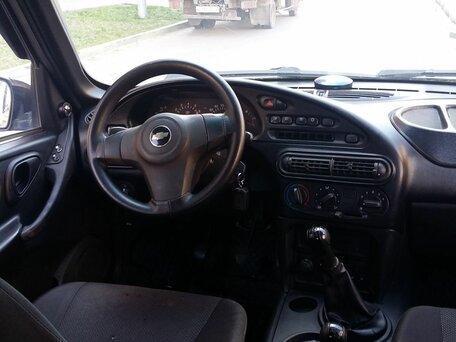 Купить Chevrolet Niva пробег 115 000.00 км 2012 год выпуска