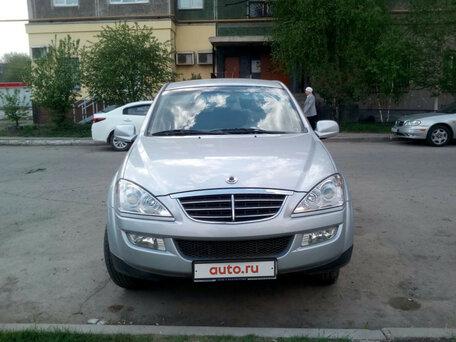 Купить SsangYong Kyron пробег 59 000.00 км 2011 год выпуска