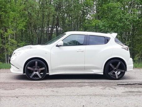 Купить Nissan Juke пробег 55 000.00 км 2012 год выпуска