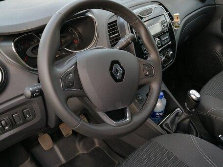 Купить Renault Kaptur пробег 10 500.00 км 2018 год выпуска
