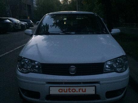 Купить FIAT Albea пробег 102 000.00 км 2011 год выпуска