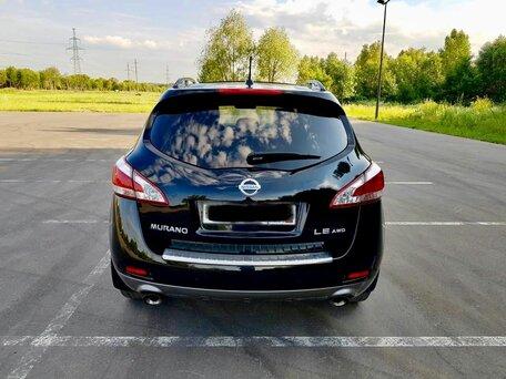 Купить Nissan Murano пробег 112 000.00 км 2009 год выпуска