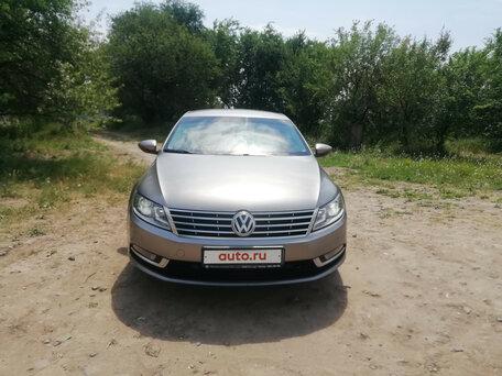 Купить Volkswagen Passat CC пробег 180 000.00 км 2012 год выпуска