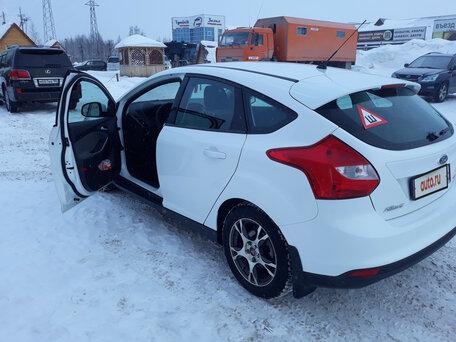 Купить Ford Focus пробег 55 500.00 км 2013 год выпуска
